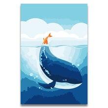 Coloriage Queue De Baleine.Baleine Peinture Promotion Achetez Des Baleine Peinture