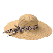 New Wide Brim Floppy Fold Sun Hat Summer Hats for Women Out Door Sun Protection Straw Hat Women Beach Hat