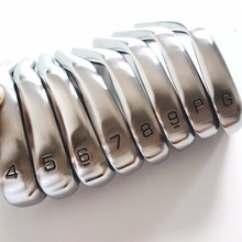 touredge JPX 850 Golf Irons  Set Golf Forged Irons Golf Clubs 4-9PG Regular and Stiff Flex Steel Shaft With Head Cover