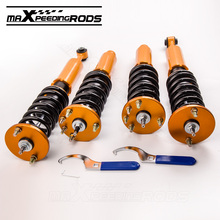 Adjustable Damper Coilover Suspension Kit for Honda Accord 98-02 Acura 99-03 Force Shocks Absorber(China)