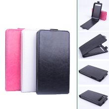 Luxury Flip Leather Cover Case for BlackBerry Classic Q20 Vertical Back Cover Magnetic Protective Shell Open Up and Down