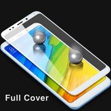 Tempered Glass Xiaomi Redmi 5 Plus Screen Protector Xiomi Xiami Ksiomi Redmi 5 5Plus Glas Protective smartphone film