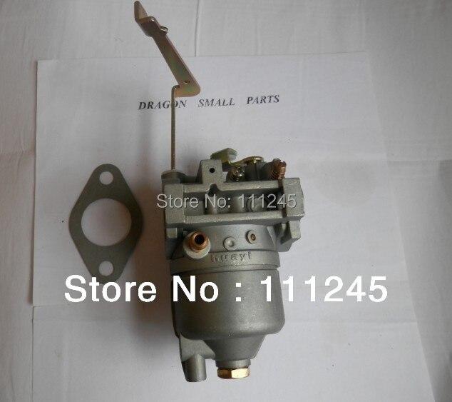 CARBURETOR W/N SOLENOID FOR YAMAHA MZ360 185F 5KW CARB WATER PUMP CARBURETTOR NO SOLENOID REPL. 7RT-14101-30-00<br>