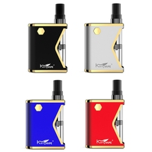 Kangvape Portable Mini K Box 420 Box Starter Kit 400mah Built Battery 0.5ml Cartridge 11W Vape New Version E-Cigarette Kit