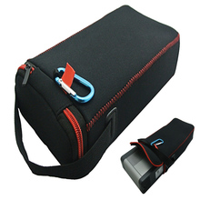 Gosear Nylon Handheld Travel Carrying Protective Zipper Case Bumper Cover Bag for Bose Soundlink III 3 3rd Gen Speaker