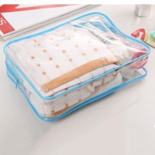 Transparent Cosmetic Bag Women Makeup Bag Organizer PVC Travel Washing Bags Zipper Pouch Organizador Trousse Maquillage Femme