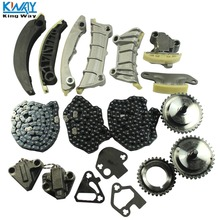 FREE SHIPPING-King Way- TIMING CHAIN KIT For BUICK ENCLAVE LACROSSE V6 3.6L 07-09 CADILLAC CTS SRX 07-09 TK10436E(China)