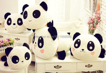 30cm Giant Panda Pillow Mini Plush Toys Stuffed Animal Toy Doll Pillow Plush Bolster Doll Valentine's Day Gift Kids Gift