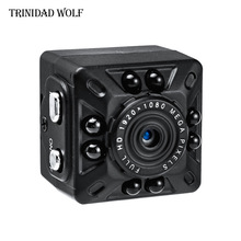 TRINIDAD WOLF SQ10 Mini Camera Recorder Full HD 1080P Motion Sensor Micro USB Camera Mini Camcorder Infrared Night Vision Camera(China)
