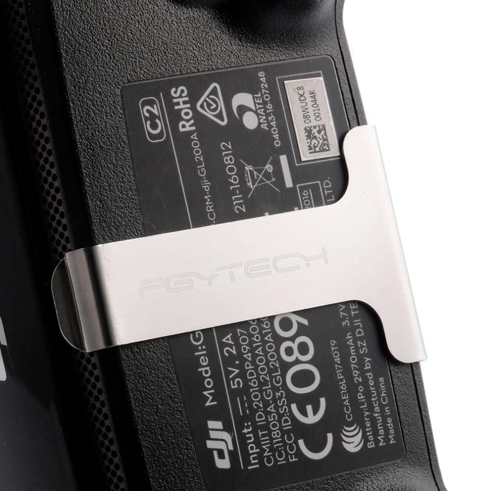 PGYTECH Remote Controller Clasp Lanyard Adjustable Neck Sling for DJI MAVIC PRO Drone