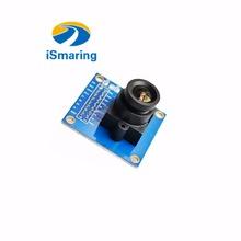 Official iSmaring ov7670 camera module Supports VGA CIF auto exposure control display active size 640X480 Diy RC Toy Kit Electro