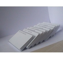 Free shipping by DHL ,rfid em4100 card, RF proximity EM card with 125kHz,0.8mm thin card, +min:5000pcs(China)