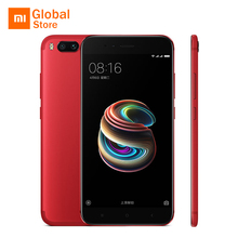 "Xiaomi Mi 5X Mi5X 4GB RAM 64GB ROM Smartphone Snapdragon 625 Octa core 5.5"" 12.0MP Dual Back Camera 1920x1080p 3080mAh MIUI 8(China)"