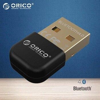 ORICO BTA-403-BL Mini Bluetooth 4.0 Adapter Support Windows8/Windows 7/ Vista/XP-black/white/blue/red