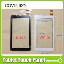 "New touch screen 7"" for Digma Hit 3G ht7070mg Tablet Touch panel Digitizer Glass Sensor Replacement Free Shipping(China)"