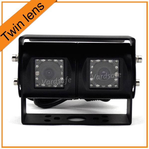 Vardsafe Heavy Duty Twin Rear View Camera With Dual Lens And Night Vision<br><br>Aliexpress