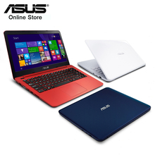 "Asus Laptop E402SA3160 4GB RAM 500GB ROM Window 10 System 1.6GHz 14""screen Shared memory capacity Quad Core Notebook Computer"