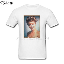 Twin Peaks Laura Palmer T Shirt Man O-Neck Short Sleeve Tees Shirts Homme Hip Hop Cotton T-Shirts Teen Summer Camisetas For Guy(China)