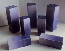 With big discount UV Resistant perfume packaging box Printed PVC window retail packaging box ---DH12130(China)
