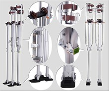 The Stilts for LED robot costume/suit party supply