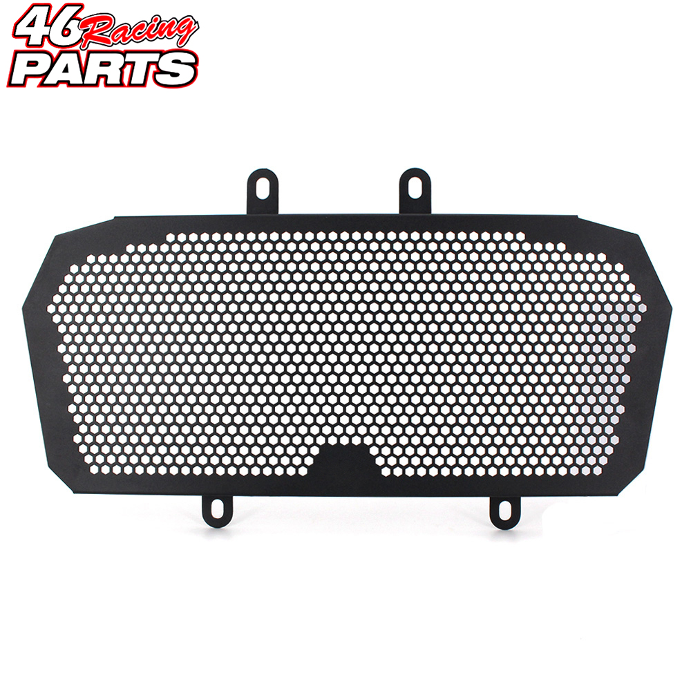 New Style Motorcycle Radiator Guard Protector Grille Grill Cover For KTM DUKE 390 390DUKE DUKE390 2013-2017<br>