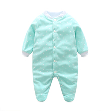Brand Baby Boy Romper Girls Jumpsuit Kids Clothes Winter Newborn Animal Designs Polar Fleece Baby Body Suit Long Sleeve Clothes