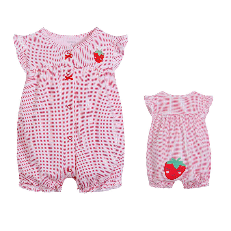 Spring Summer Baby Girl Romper  Kazakhstan Skirt Cotton Short  Newborn Baby Girl Clothes Sleeve Leotard<br><br>Aliexpress