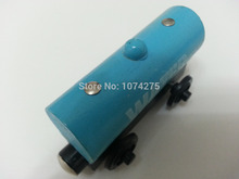 Thomas & Friends Wooden Water Tanker Magnetic Toy Train Brand Loose New In Stock & Free Shipping(China)