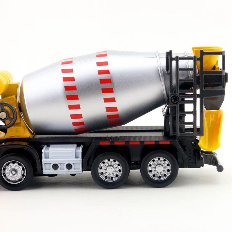 Volvo Cement Mixer Truck (7)