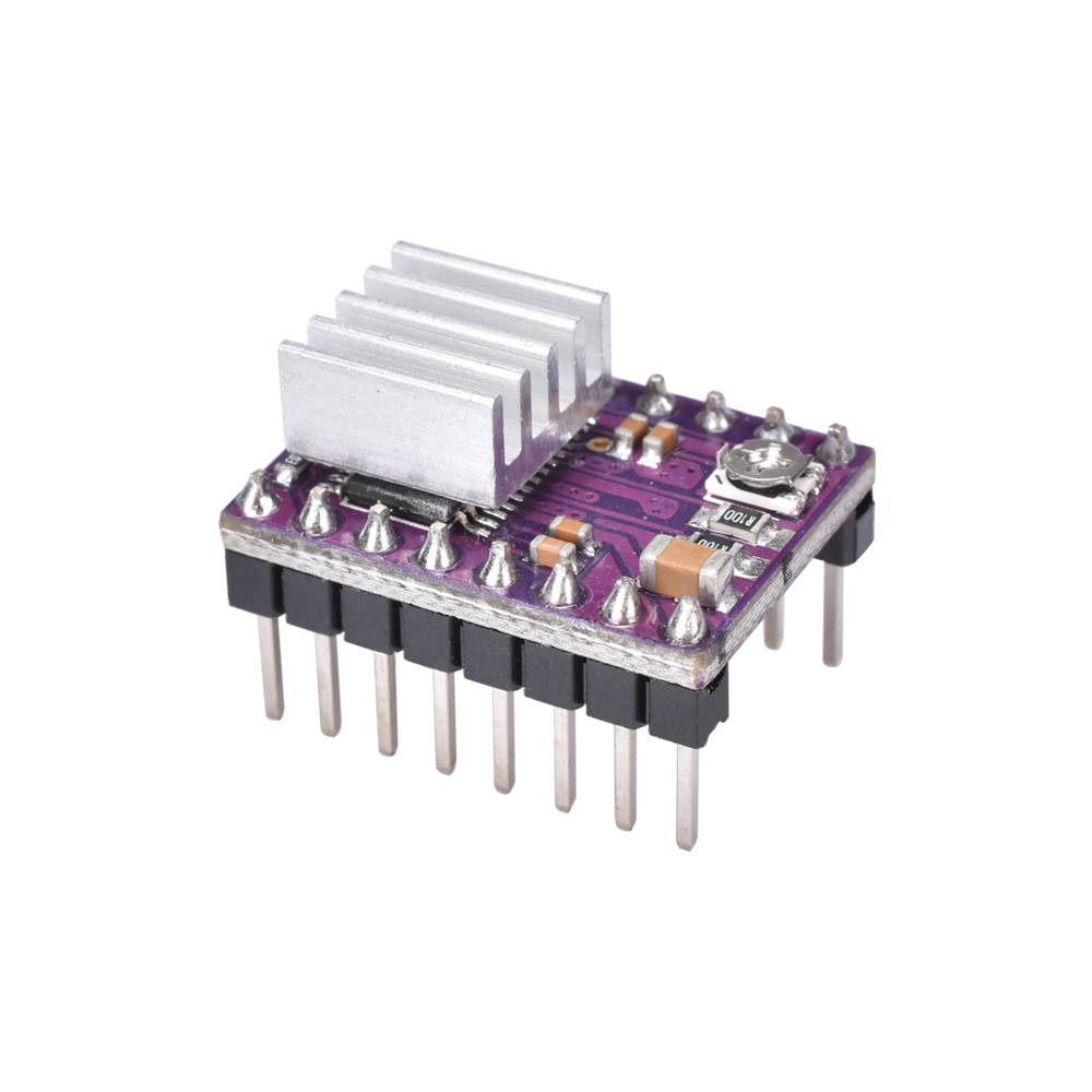 3D Printer Parts Stepstick Drv8825 Stepper Motor Driver Heatsink Reprap Replace A4988 Driver To Ramps 1.4 1.5 1.6 Control Board