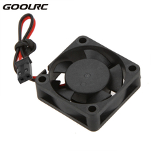 GOOLRC 5V 1.2W 3010 Cooling Fan for RC Car Motor ESC 13000RPM RC Model Car Drone Parts Accessories(China)