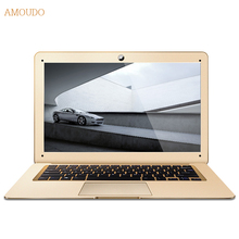 Amoudo 14inch Intel Core i5 CPU 8GB+120GB+500GB Dual Disks Windows 7/10 System 1920x1080P FHD Lastest Laptop Ultrabook Computer(China)