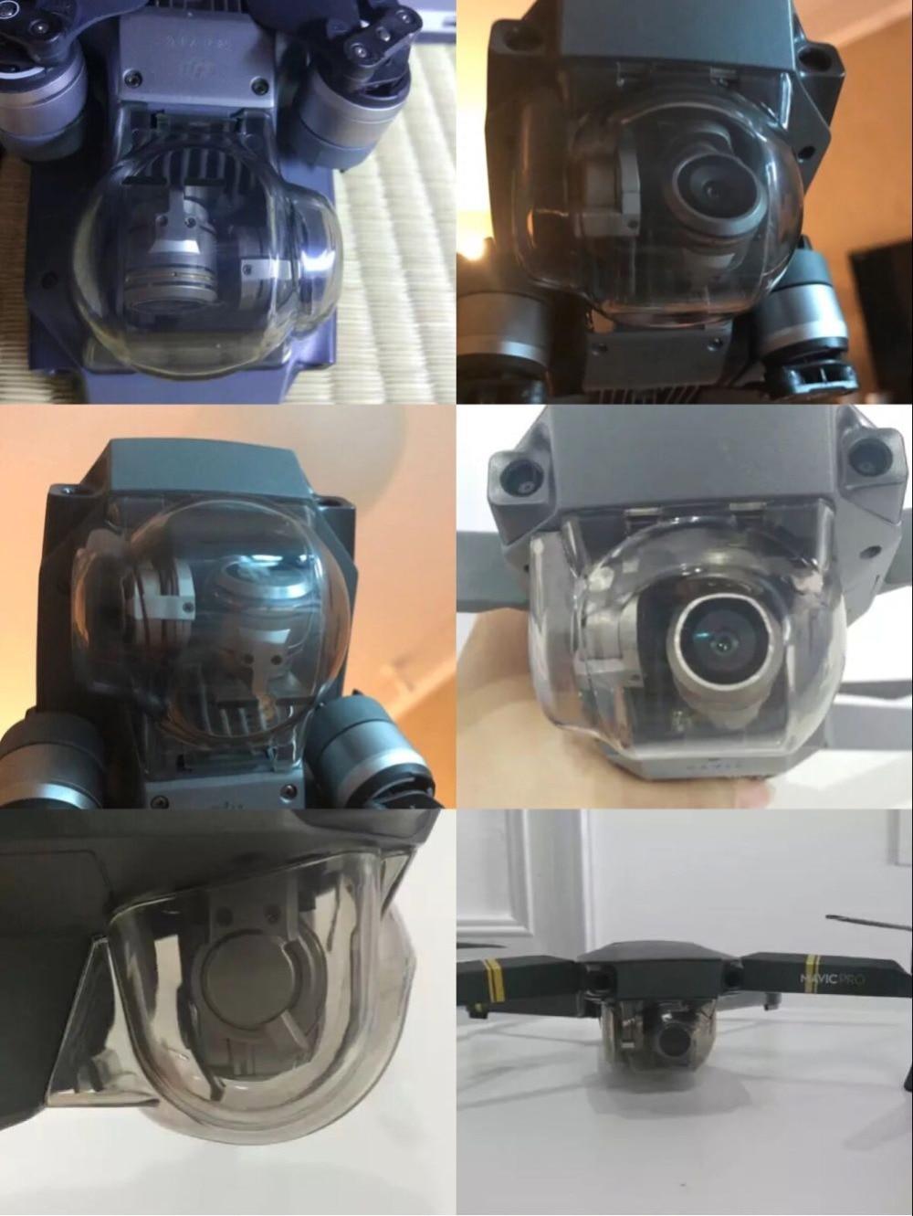 Best Price! Gimbal Camera Protective Cover Lens Cap for DJI MAVIC PRO/platinum Gimbal Lock Guard  for DJI MAVIC PRO Drone