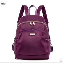 Woman Fashion purple Backpacks Hot Oxford Waterproof Bags Sack Backpack Travel Mountaineering Rucksack trekking bag female bag