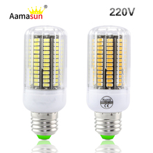 High Luminous Flux E27 LED Bulb 5733 SMD 220V 3W 4W 5W 6W 7W 10W 15W Spotlight Bombillas LED Lamp Candle Light For home Lighting()