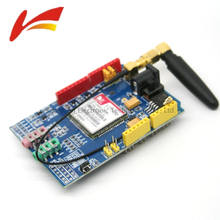 SIM900 850/900/1800/1900 MHz GPRS/GSM Development Board Module Kit(China)