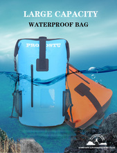 PROMOSTU 30L New Outdoor Backpack Waterproof Climbing bag Fold able Camping Backpack(China)