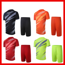 Personalized football suit for adult male light board training Breatha jerseys team uniform competition player uniforms version