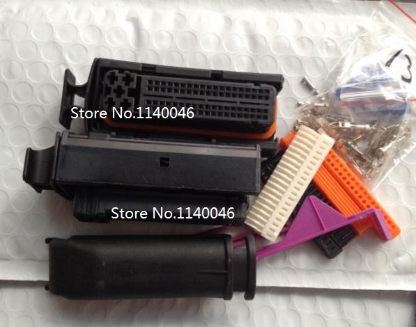 1pcs H1206- 81 PIN free shipping DJ7811-1/3.5-21 automotive and electrical AP TYO housing female connector<br>