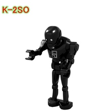 K-2SO DIY Bricks Single Sale Star Wars Rogue One The Force Awaken 75155 Models & Building Blocks Gifts Toys For Kids