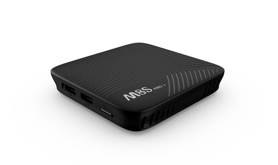 M8S PRO L VOICE CONTROL TV BOX 2