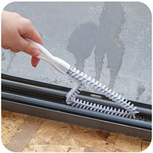 1PC Mosquito screens dedicated cleaning brush, window cleaning window wiper sweeping brush, dusting brush invisible screens(China)
