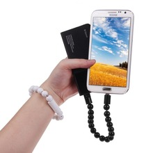 Arts Buddha Bead Bracelet Micro USB 2.0 Charging Data Phone Cable Charger Cabo Cord Wire line for Samsung HuaweI LG HTC