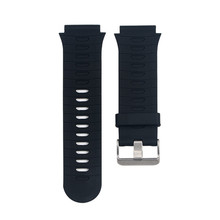 Soft Silicone Strap Replacement Watch Band + Lugs Adapters For Garmin Forerunner FR 920XT GPS Watch drop shipping 0714(China)