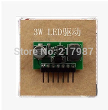 Free Shipping XD-93A 3W LED driver supports PWM dimming IN (7-30V) OUT 700mA led oled BT0279-3D