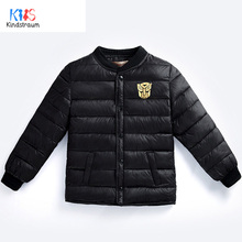 Kindstraum 2017 New Winter Children Thick Cotton Coat Boys & Girls Cartoon Jackets O-Neck Warm Outerwear for kIds,RC924