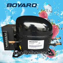 refrigerator spare parts dc 12v refrigeration compressor for solar beverage cooler with solar panel power