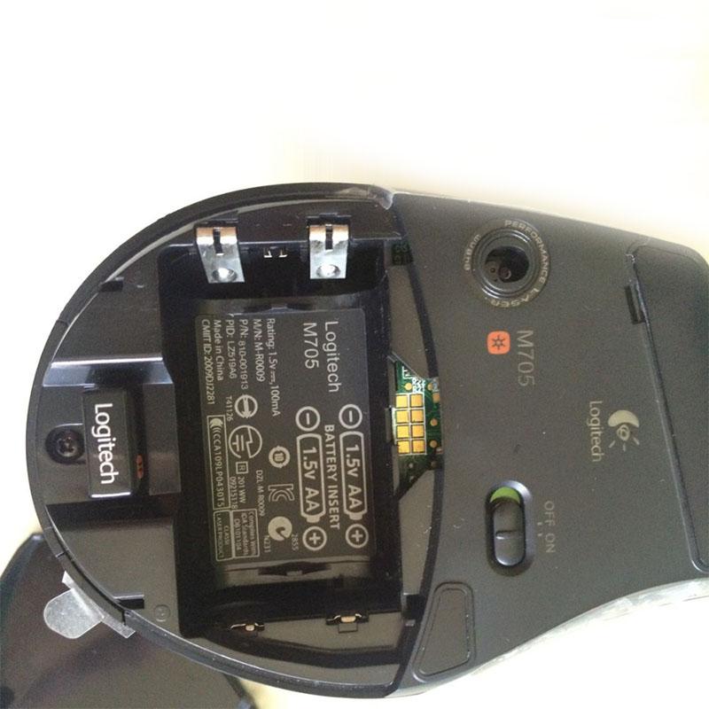 Logitech M705 mouse 3