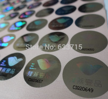 Free design&3D color changing ! Secure genuine custom hologram label sticker printing,void if removed DON'T BUY WITHOUT INQUIRY!(China)