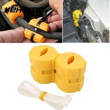 Vehemo New Magnetic Gas Fuel Power Saver For Car Reduce Saver Economizer Protect Engine